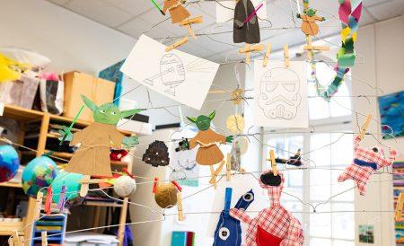 Kreativitätsschule KREA Eindrücke